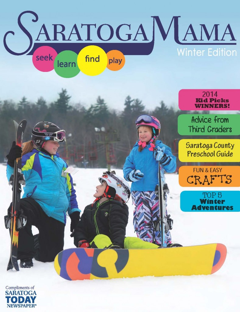 SaratogaMama Winter Magazine