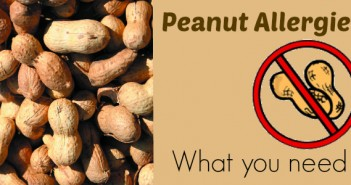 Peanut Allergy and Kids