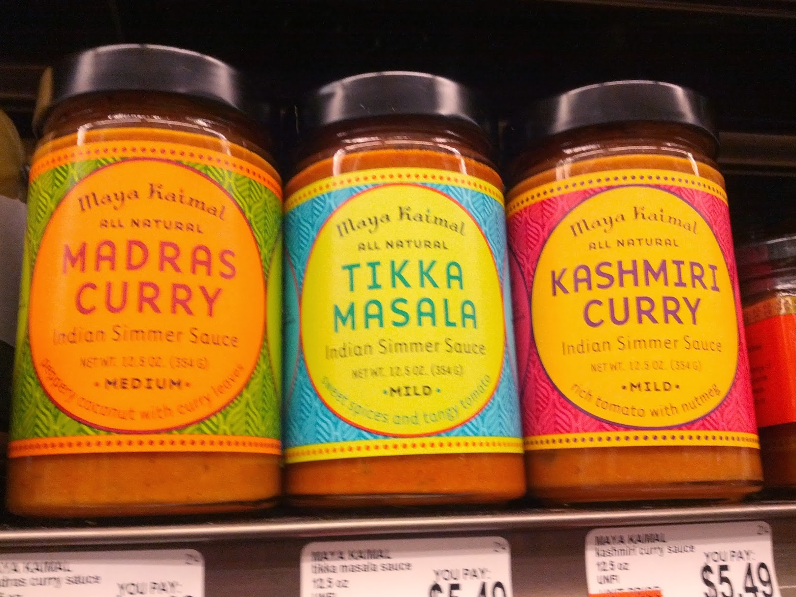 Madras Curry Healthy Living Market