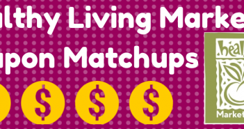 Healthy Living Market Coupon Matchups