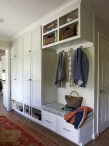 Mudroom Built Ins