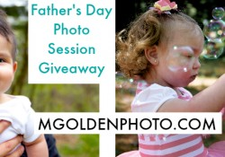 Father's Day Photo Session Giveaway