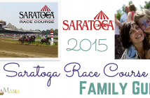 Saratoga Race Course Family Guide