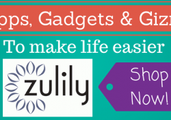zulily shopping app