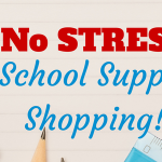 Tips for Stress-Free School Supply Shopping