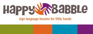 Happy Babble Signing Smart Play Class: Beginner 6 Week Series  @ The Bundle Store | Ballston Spa | New York | United States