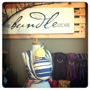 Babywearing: Happy Baby, Healthy Carrying @ The Bundle Store | Ballston Spa | New York | United States