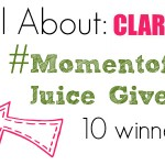 Searching for a Moment of Clarity | Clarity Juice Giveaway