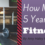 How My Five Year Old Defined Fitness For Me