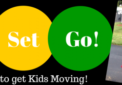 Tips to Get Kids Moving