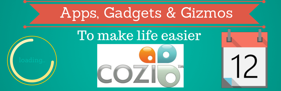 Apps, Gadgets, and Gizmos for Busy Mom: Cozi