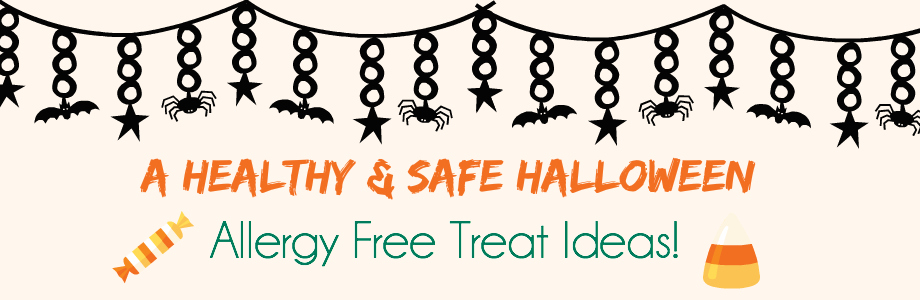 Allergy Free Halloween Treat Ideas
