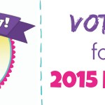 Vote Now for our 2015 Kid Picks