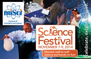 Science Festival of the Capital Region @ miSci @ miSci (museum of innovation and science) | Schenectady | New York | United States