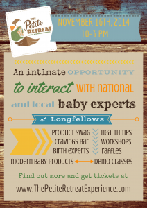 The Petite Retreat: A Luxury Baby Show! @ Longfellows Restaurant | Saratoga Springs | New York | United States