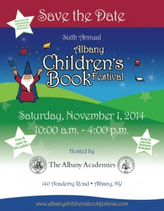 The Albany Children's Book Festival @ Albany Academy For Girls | Albany | New York | United States