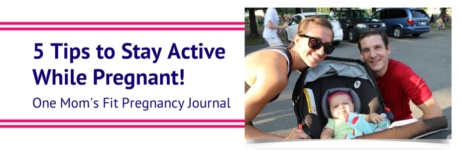 """I'm Pregnant, Not Injured"" – 5 Tips to Stay Active During Pregnancy"