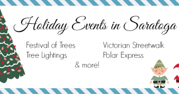 Holiday Events in Saratoga