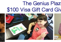 The Genius Plaza Giveway