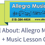 All About Allegro Music Studios + Music Lesson Giveaway