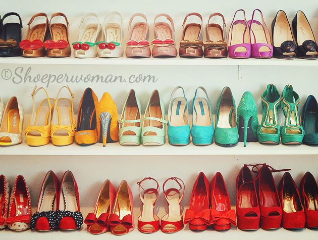 shoeperwoman-shoe-collection