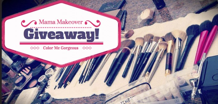 Color Me Gorgeous + Mama Makeover Giveaway