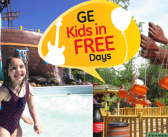 GE Kids in Free: Great Escape Splashwater Kingdom