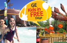 GE Kids in FREE Great Escape