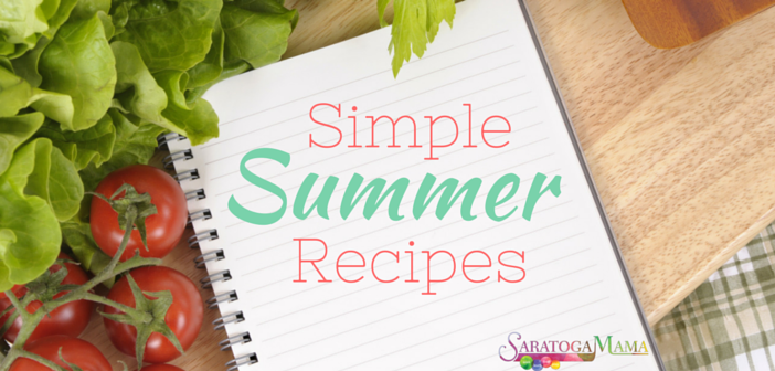Simple Summer Recipes: Spring into Health Peach Smoothie