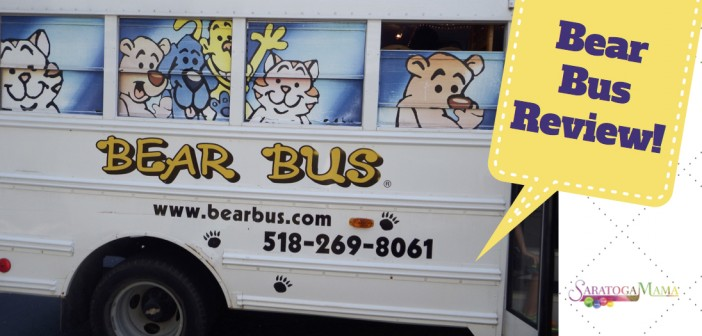The Bear Bus – Birthday Party Review