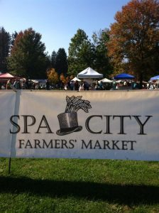 Spa City Farmers Market @ Lincoln Baths