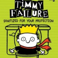 """Saratoga Kids: Stephan Pastis """"Timmy Failure: Sanitized for Your Protection"""" @ Northshire Bookstore"""