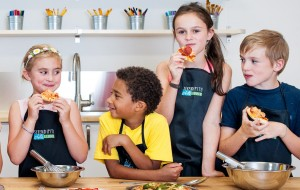 Little Chefs with Shannon @ Serendipity Arts Studio