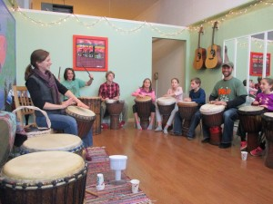 Family Drumming Fun! @ Rural Soul Studio | Schuylerville | New York | United States