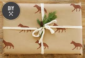 Home Made Wrapping Paper @ Serendipity Arts Studio | Saratoga Springs | New York | United States