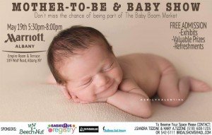 Baby Boom Market  Mother-To-Be & Baby Expo @ Albany Marriott Hotel |  |  |