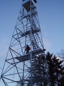 Fire Tower Open at Camp Saratoga @ Cornell Hill Fire Tower, Camp Saratoga parking lot #3 |  |  |