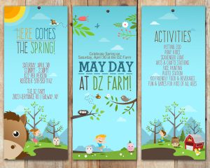 It's Mayday at The DZ Farm! @ The DZ Farm | Galway | New York | United States