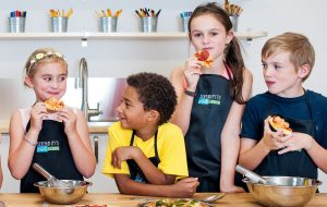 KIDS CAMP-Science & Art of Cooking: Day 2 - Sign up on 7/5 @ Serendipity Arts Studio | Saratoga Springs | New York | United States