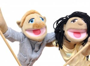 The Genius Puppet Production (ages: 6-9, 10-12) @ Genius Plaza Summer Camp |  |  |