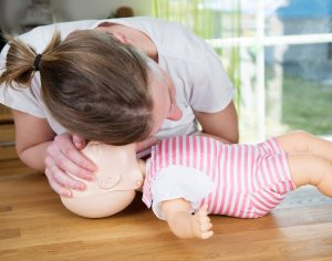Infant CPR and Safety @ Saratoga Hospital - First floor classroom |  |  |