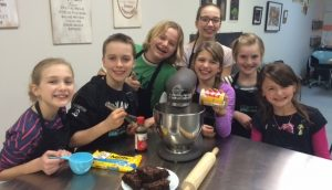 Kids Night Out: Cooking Class @ Serendipity Arts Studio |  |  |