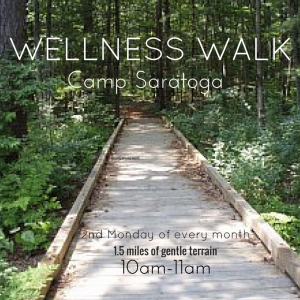 Wellness Walk @ Wilton Wildlife Preserve and Park at Old Gick |  |  |