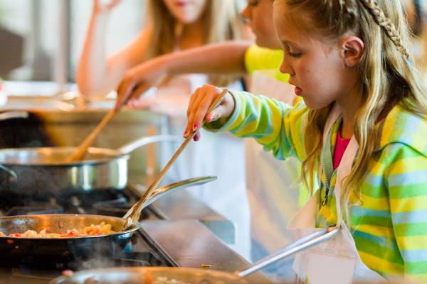 Healthy Living Cooking Class