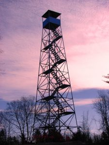 Cornell Hill Fire Tower Hours @ Wilton Wildlife Preserve and Park | Gansevoort | New York | United States