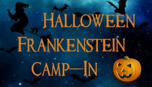 Halloween Frankenstein Space Camp-In @ miSci | | |