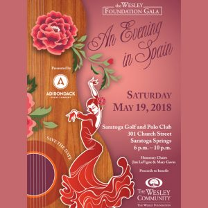 The Wesley Foundation Gala – An Evening in Spain @ Saratoga Golf and Polo Club | | |
