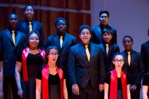 Bronx Youth Choir, Highbridge Voices, in Concert @ Church of St. Peter | Saratoga Springs | New York | United States