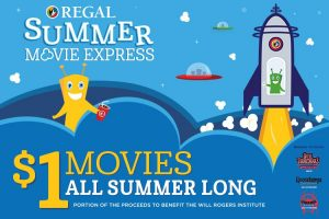 2018 Regal Summer Movie Express @ Regal Clifton Park | New York | United States