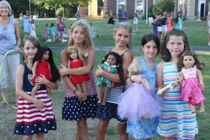 American Girl Night @ Saratoga Performing Arts Center | Saratoga Springs | New York | United States